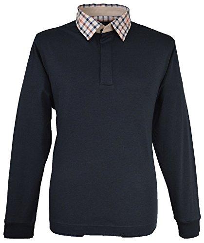 daks-mens-long-sleeves-polo-shirt-mhh5016lb-xx-large-46r-56eu-black