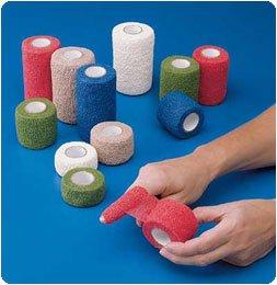 Co-Flex-NL (Latex-Free) Cohesive Flexible Bandage.