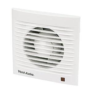 Bathroom Ventilation on Vent Axia Silhouette100t Axial 13w Bathroom Fan  Amazon Co Uk  Diy