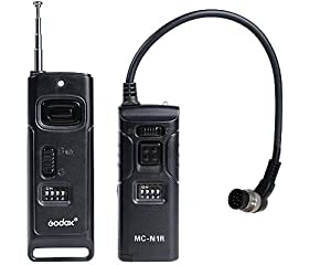 Wireless Remote Shutter for Nikon D2H, D200, D300, and Fujifilm Fine Pix S3 Pro DSLR Cameras