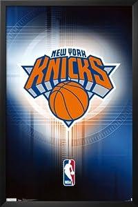 New York Knicks Logo Sports Poster