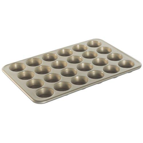 Nordic Ware Naturals Non-Stick Petite Cakes Mini Muffin Pan