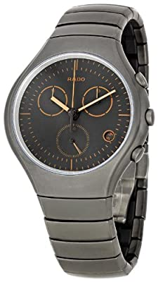 Rado Men's R27897402 True Chronograph Watch