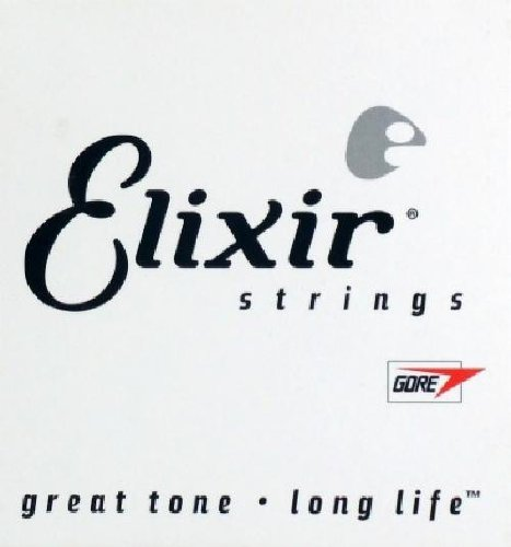 Elixir® Strings Electric Guitar Single String With Nanoweb® Coating