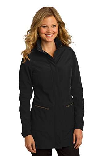 ogio-ladies-intake-trench-coat-jacket-blacktop-m
