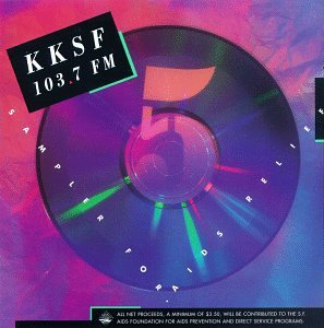 Carlos Santana - Kksf Sampler For Aids Relief 5 - Zortam Music