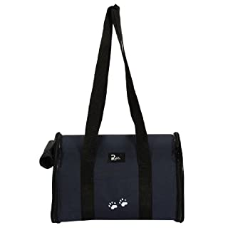 cage caisse sac panier valise de transport pour chien chat animaux bleu taille 20 00. Black Bedroom Furniture Sets. Home Design Ideas