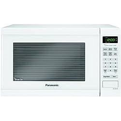 Panasonic NN-SN651WA 1.2 Cu. Ft Countertop Microwave with Inverter - White