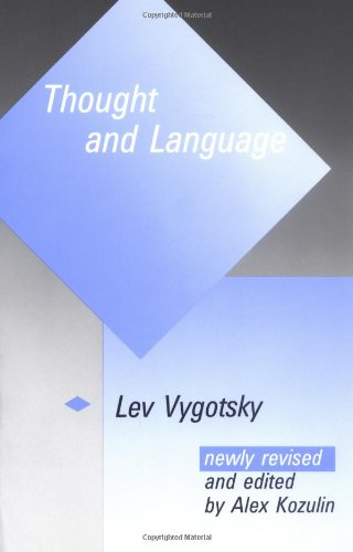 Thought and Language - Revised Edition