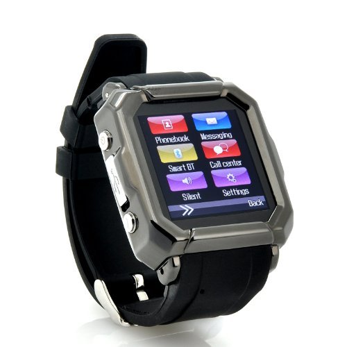 Signswise Smartwatch Supports Quad Band Gsm Bluetooth Cell