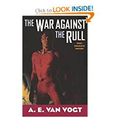 The War Against the Rull by A. E. Van Vogt
