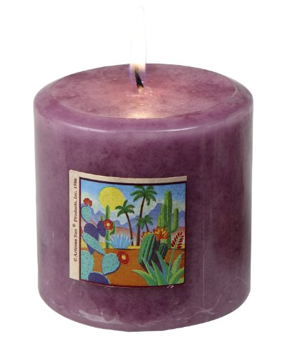 Arizona Sun Scented Candle - Desert Floral Vacation Fragrance - Perfume - Home - Office - Smells Great - Aromatherapy
