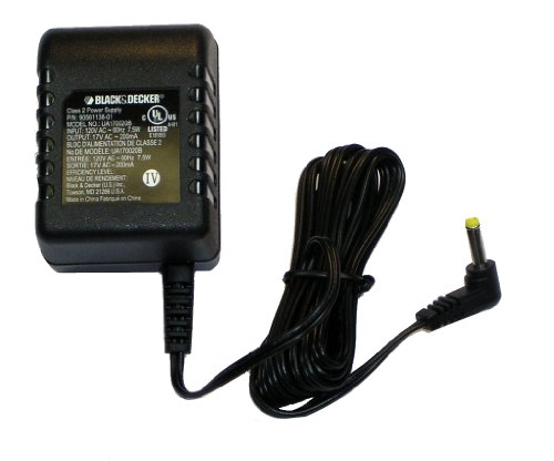 Black & Decker CHV1410 Dustbuster Replacement Charger # 90561138-01 **Fits vacuums manufactured before Dec. 2, 2013** (Dustbuster Power Cord compare prices)