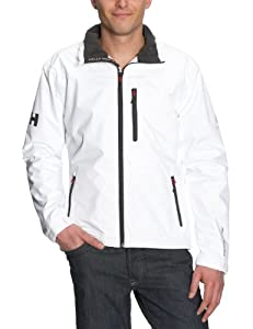 Helly Hansen Crew Men's Midlayer Jacket bright white Size:2XL