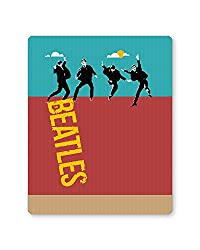 PosterGuy Beatles In The Sky | Pop Art Band Inspired Mouse Pad