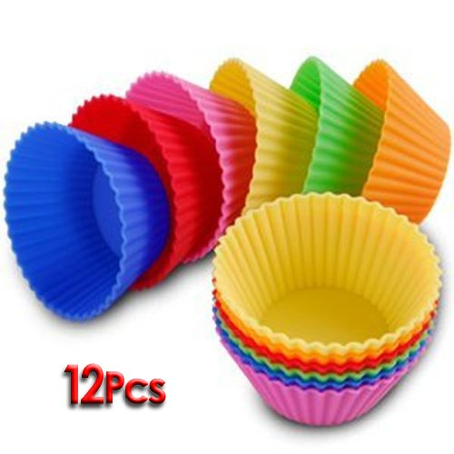 lot-12-pcs-6-couleurs-moule-gateau-en-silicone-caissette-a-muffin-capcake