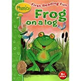 img - for First Reading Fun: Frog on a Log book / textbook / text book