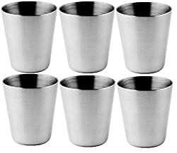 Set of 6 Shot glasses