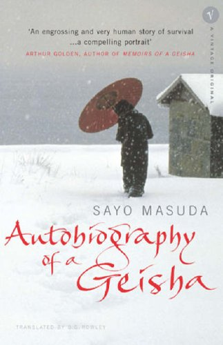 Autobiography Of A Geisha (Vintage Original)