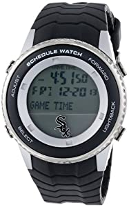 MLB Mens MLB-SW-CWS Schedule Series Chicago White Sox Watch by Game Time