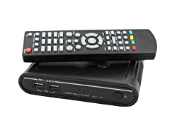 Prodigi PD-100N Network RMVB HD Media Player