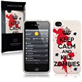 IPHONE 4S / IPHONE 4 IMAGE TPU GEL SKIN / CASE / COVER -
