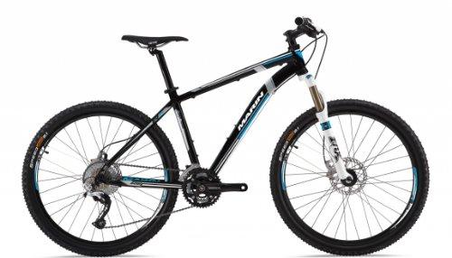 "2013 Marin Nail Trail 26Er 13"" Hardtail Mtb Bike Shimano Slx 10S Fox Disc New"