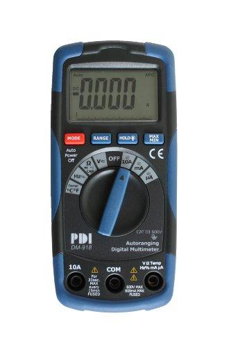 DM-918 Compact Digital Multimeter