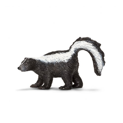 Schleich Skunk Toy Figure