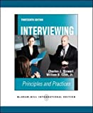 img - for Interviewing: Principles and Practices book / textbook / text book