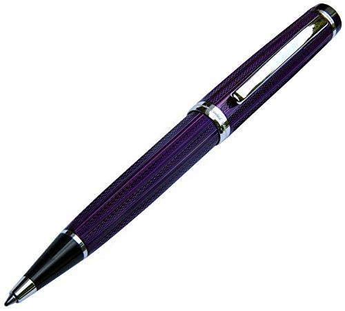 pregiata-penna-a-sfera-in-ottone-xezo-incognito-in-raffinato-colore-viola-metallizzato-un-regalo-spl