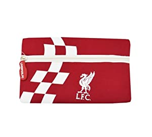 Liverpool Flat Pencil Case by Liverpool FC