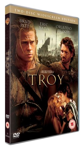Troy (2-Disc Edition) [DVD] [2004]