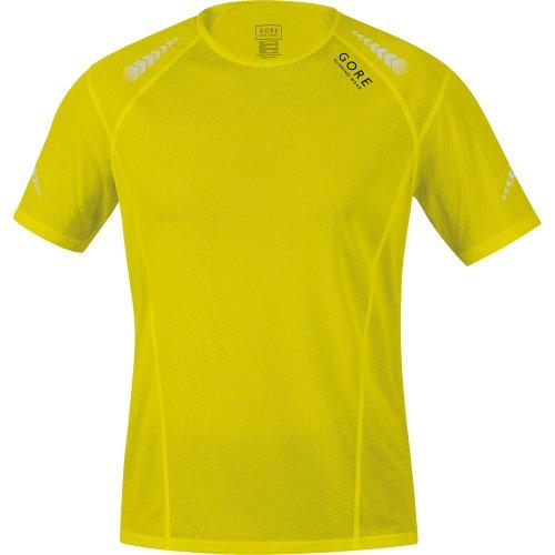 Gore Running Wear Mythos 4.0Running T-Shirt Men yellow Amarillo (sulphur yellow) Size:XL