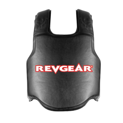 Revgear Guardian Chest and Ab Protector (Black)