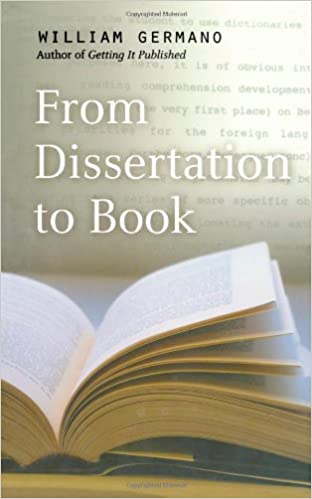 Turning your Thesis into a Book - Melbourne University Press
