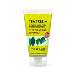 Tisserand Tea Tree + Deep Cleansing Shampoo