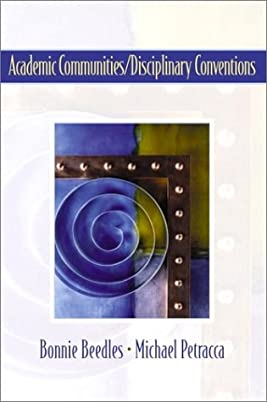 Academic Communities/Disciplinary Conventions
