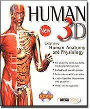 Human 3D Advanced Edition (681261980784) - 1