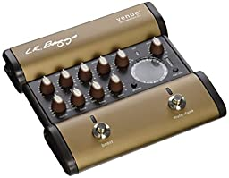 LR Baggs Venue DI Acoustic Guitar Effect Pedal