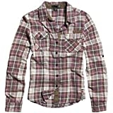 Fox Racing Womens Revival Long Sleeve Flannel Shirt