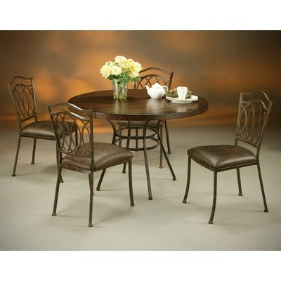 Cheap 5 piece dining room sets amazon com home life 5pc for 5 piece dining room sets cheap