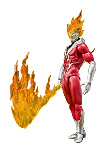 Bandai Tamashii Nations Ultra-Act Glen Fire Action Figure