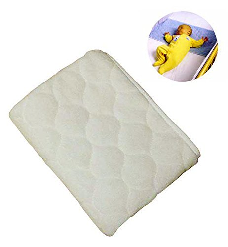 1 X Nojo Coral Fleece Sheet Saver - Ivory - 1