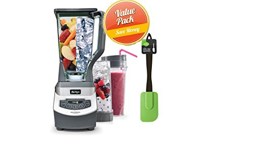 Buy Bargain Ninja Professional Blender (BL660) Plus a Bonus Spatula