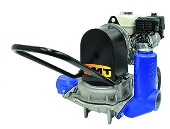 """AMT Pump 335H-96 Self-Priming Diaphragm Pump, Aluminum, Curve C, 3"""" NPT Female Suction & Discharge Ports"""