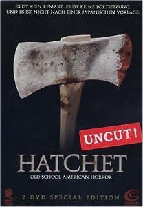Hatchet (Special Edition, 2 DVDs im Steelbook)