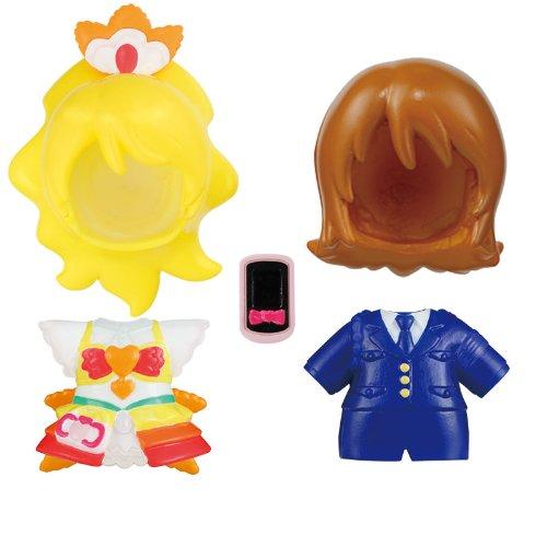 Happinesscharge Precure! : Precode Doll Coconuts Samba & Pretty Police