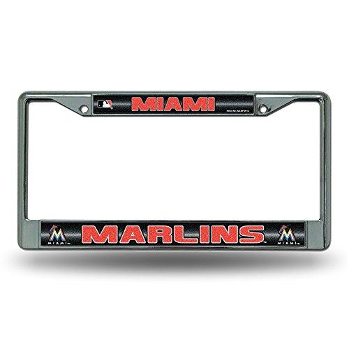 Miami Marlins License Plate Marlins License Plate