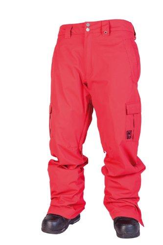Nitro Snowboards Herren Snowboardhose Decline Pants 14, red, L, 1141-873118